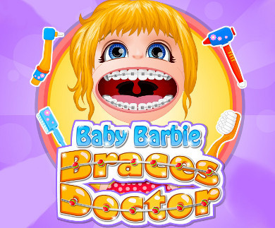 Baby Barbie Braces Doctor