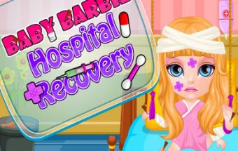 Baby Barbie Hospital Recovery
