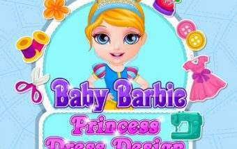 Baby Barbie Princess Dress Design