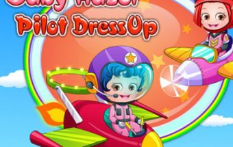 Baby Hazel Pilot Dress Up