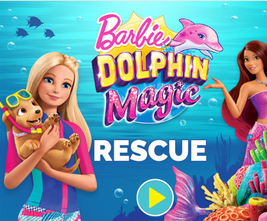 Barbie Dolphin Magic Rescue