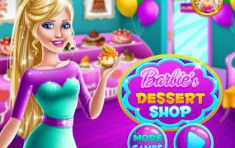 Barbie Dessert Shop