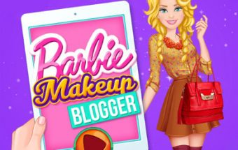 Barbie Makeup Blogger