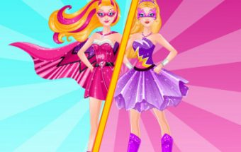Super Barbie Makeover