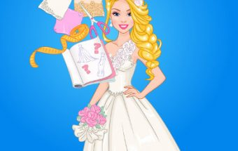 Barbie Wedding Dress Design
