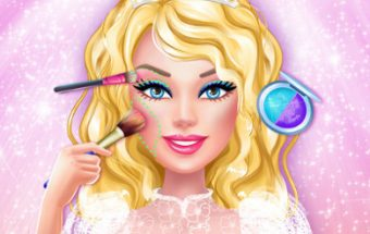 Barbie Wedding Makeup