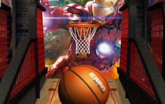 Iron Man Basketball