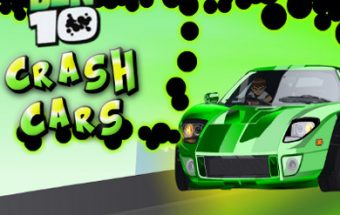 Ben 10 Crash Cars