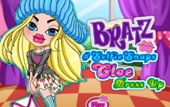 Bratz Selfie Snaps Cloe Dress Up