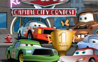 Cars City Contest