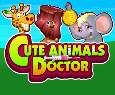Cute Animals Doctor