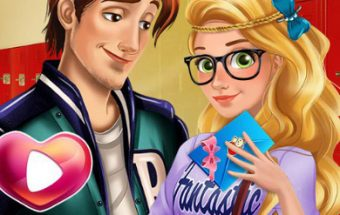 Disney High School Love
