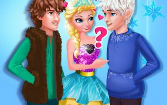 Elsa True Love: Jack vs Hiccup