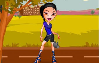 Fantasy Bratz Dress Up
