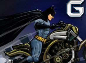 Batman Gotham Race