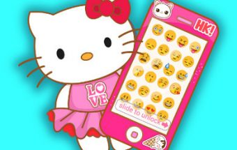 Hello Kitty Pink iPhone