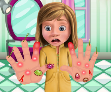 Inside Out Hands Doctor