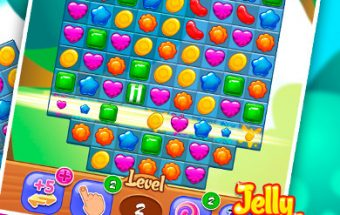 Jelly Garden Bejeweled