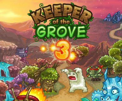 Keeper of the Grove 3