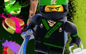 Lego Ninjago Movie: Ninja Training Academy