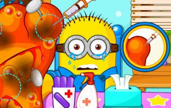 Minions Foot Doctor