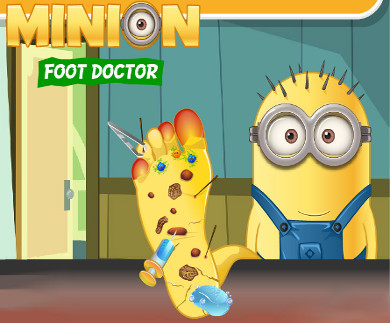 Minion Foot Doctor