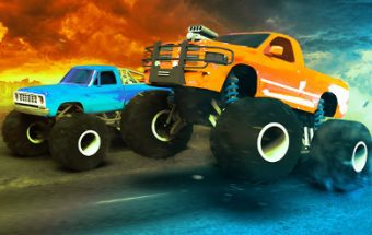 Monster Truck Drag