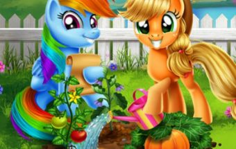 My Little Pony Garden