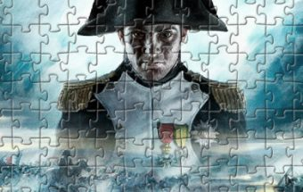 Napoleon Battle Puzzle