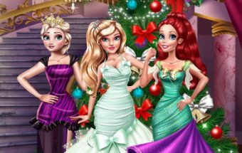 Princesses Christmas