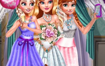 Princesses Wedding