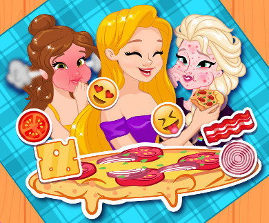 Principesse Pizza Party