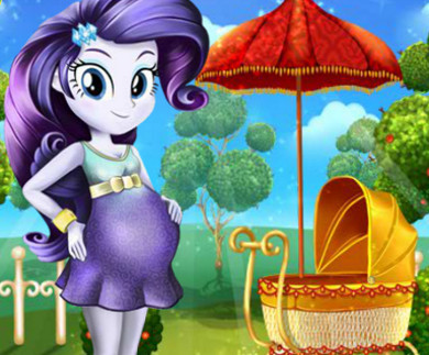 Rarity Baby Birth