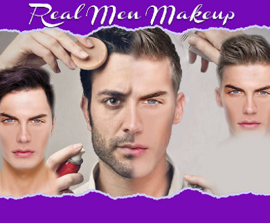 Real Men Makeup