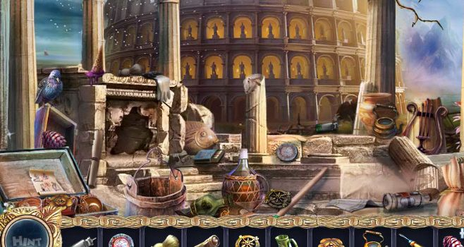 Riddles of Rome