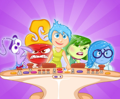 Riley Inside Out Emotions