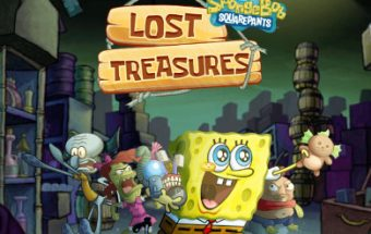 SpongeBob Lost Treasures
