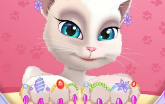 Talking Angela Manicure