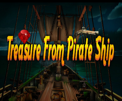 Treasure Pirate Ship