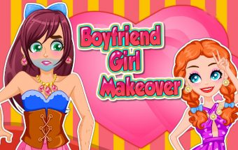 Boyfriend Girl Makeover