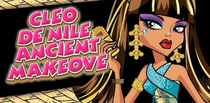 Cleo de Nile Ancient Makeover