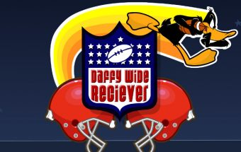 Daffy Duck Wide Receiver