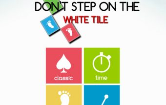 Don't Step White Tile