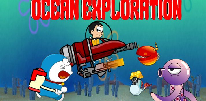 Doraemon Ocean Exploration
