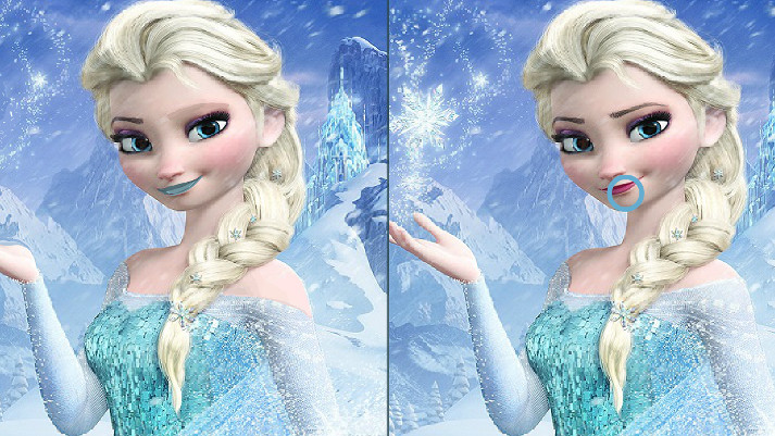 Frozen Differences