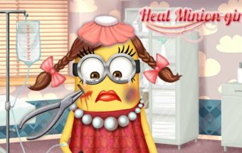 Heal Minion Girl