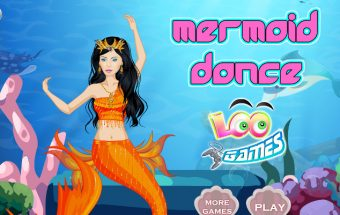 Mermaid Dance Dress Up
