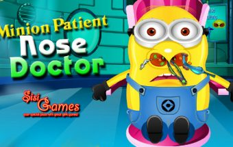 Minion Patient Nose Doctor