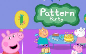 Peppa Pig Pattern Party