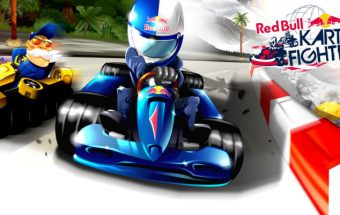 Red Bull Kart Fighter